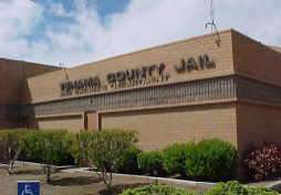 Tehema County Front Jail